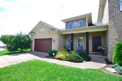 Lexington Single Family Home For Sale: 3812 Wentworth Place