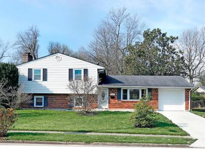 Single Family Home For Sale: 916 Summerville Drive