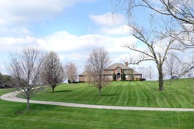 Single Family Home For Sale: 1221 Bel Mar Lane