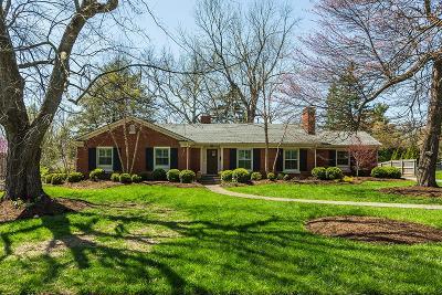 Lexington Single Family Home For Sale: 3066 Windermere Road