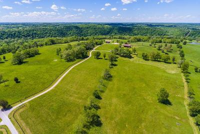 Anderson County, Fayette County, Franklin County, Henry County, Scott County, Shelby County, Woodford County Farm For Sale: 3450 Oregon Road #DEF