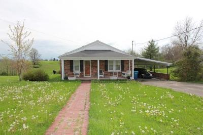 Lawrenceburg Single Family Home For Sale: 1048 Wildcat Road