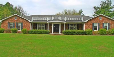 Single Family Home For Sale: 904 Jersey Ridge Road