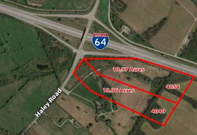 Anderson County, Fayette County, Franklin County, Henry County, Scott County, Shelby County, Woodford County Residential Lots & Land For Sale: 4040 Haley Road