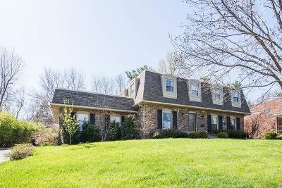 Lexington Single Family Home For Sale: 3113 Montavesta Road