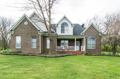 Georgetown Single Family Home For Sale: 4400 Cincinnati Road