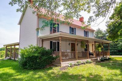 Winchester Single Family Home For Sale: 7569 Old Boonesboro Road