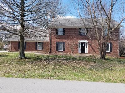 Nicholasville Single Family Home For Sale: 104 Lone Oak Drive