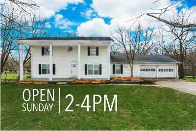 Nicholasville Single Family Home For Sale: 2278 Chrisman Mill Road