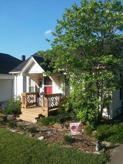 Lawrenceburg Single Family Home For Sale: 567 S Main