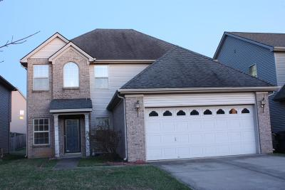 Lexington Single Family Home For Sale: 3716 Winthrop Drive