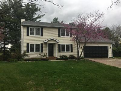 Lexington Single Family Home For Sale: 1701 Oak Place Court