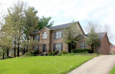 Lexington Single Family Home For Sale: 1300 Copper Run Boulevard