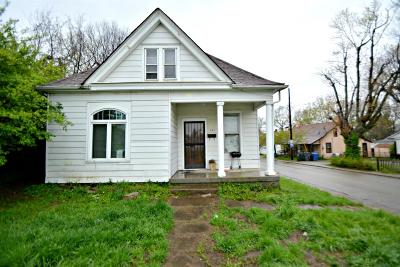 Lexington Single Family Home For Sale: 835 Georgetown Street