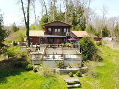 London Single Family Home For Sale: 908 Fount Hubbard Road