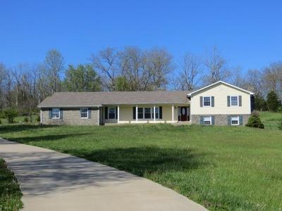 Frankfort Single Family Home For Sale: 2880 Highway 151