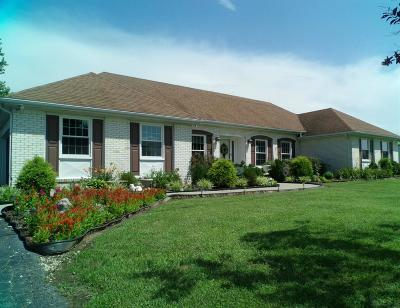 Owenton Single Family Home For Sale: 2590 S Highway 127