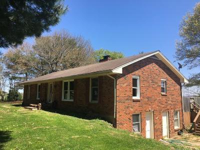 Winchester Single Family Home For Sale: 735 Schollsville Road