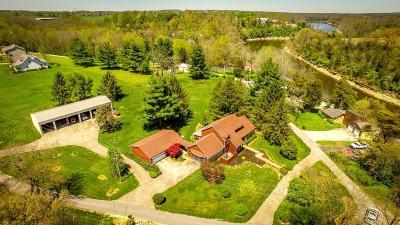 Danville Single Family Home For Sale: 180 Gwinn Island Circle
