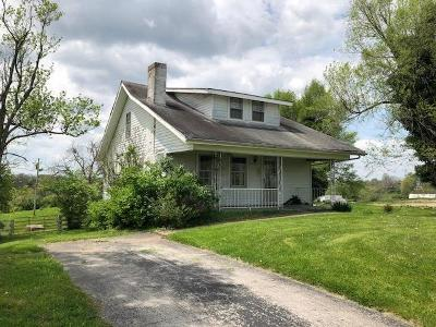 Winchester Single Family Home For Sale: 560 E Broadway Street