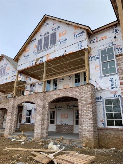 Lexington Single Family Home For Sale: 2203 Patchen Lake Lane #Lot43