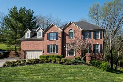 Lexington Single Family Home For Sale: 2408 The Woods Lane