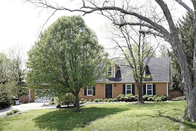Lexington Single Family Home For Sale: 1988 Shadybrook