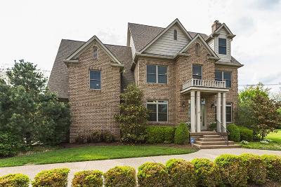 Lexington Single Family Home For Sale: 4153 John Alden Lane