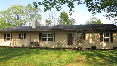 Winchester Single Family Home For Sale: 208 Hampton Avenue