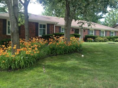 Lexington Single Family Home For Sale: 2063 Norborne Drive