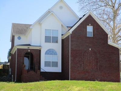 Frankfort Single Family Home For Sale: 145 Locust Ridge