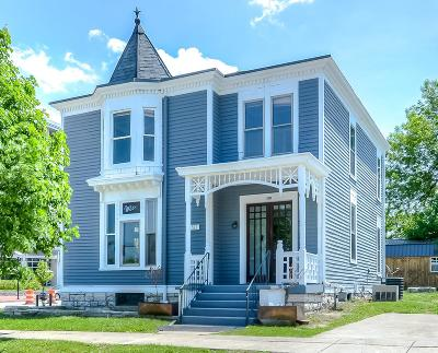 Frankfort Single Family Home For Sale: 521 St Clair Street