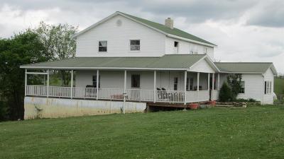 Flemingsburg KY Single Family Home For Sale: $199,900
