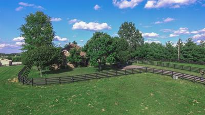 Anderson County, Fayette County, Franklin County, Henry County, Scott County, Shelby County, Woodford County Farm For Sale: 966 Frankfort Road