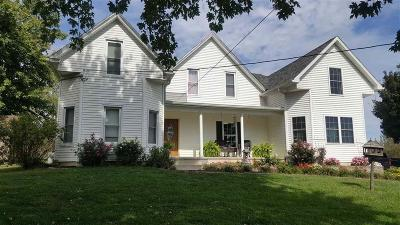 Cynthiana Single Family Home For Sale: 12091 E Highway 62