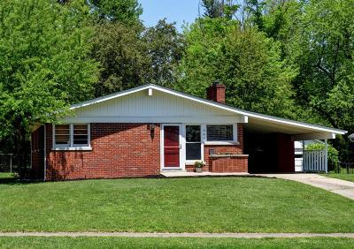 Single Family Home For Sale: 949 Maywick Drive