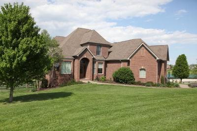 Georgetown Single Family Home For Sale: 1660 Fishers Mill Road