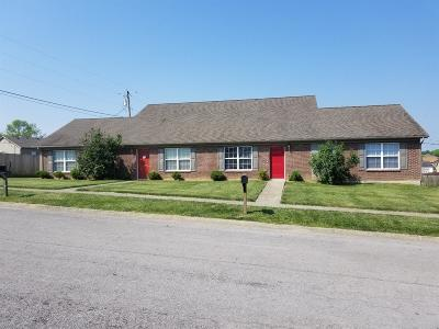 Lawrenceburg Multi Family Home For Sale: 3105 Winning Colors Way