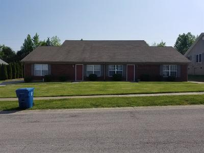 Lawrenceburg Multi Family Home For Sale: 5128 Whirlaway Lane