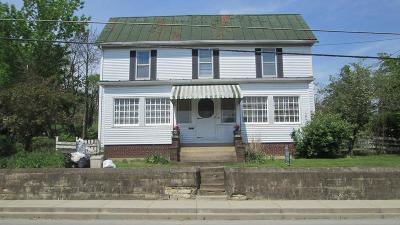 Flemingsburg KY Single Family Home For Sale: $75,000