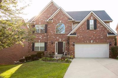 Lexington Single Family Home For Sale: 3217 Sebastian Lane