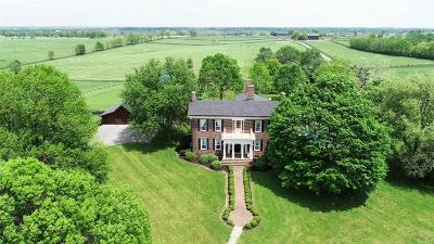 Anderson County, Fayette County, Franklin County, Henry County, Scott County, Shelby County, Woodford County Farm For Sale: 3975 Lemons Mill Pike