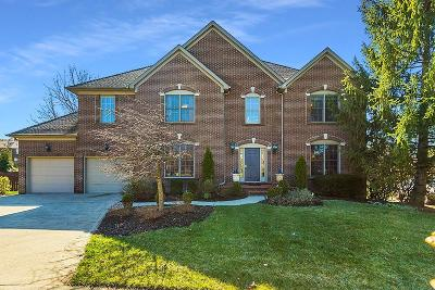 Lexington Single Family Home For Sale: 1304 Mumford Lane