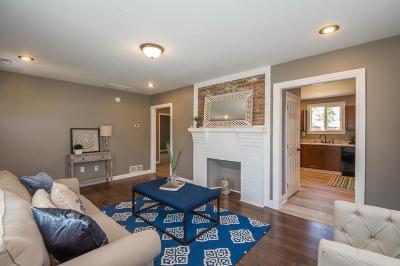 Single Family Home For Sale: 1405 N Limestone