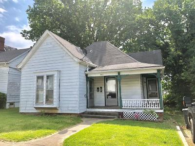Richmond Multi Family Home For Sale: 323 N Third Street