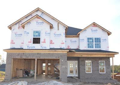 Lexington Single Family Home For Sale: 1520 Carner Bluff