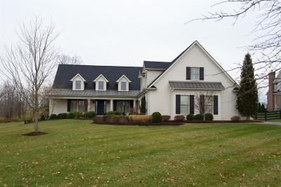 Nicholasville Single Family Home For Sale: 301 Golf Club Drive
