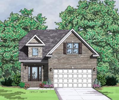 Lexington Single Family Home For Sale: 1512 Carner Bluff