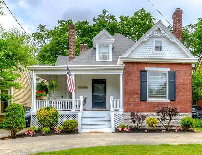 Lexington Single Family Home For Sale: 723 Central Avenue