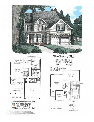 Lexington Single Family Home For Sale: 2120 Rutledge Avenue